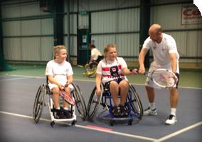 Inclusive Tennis