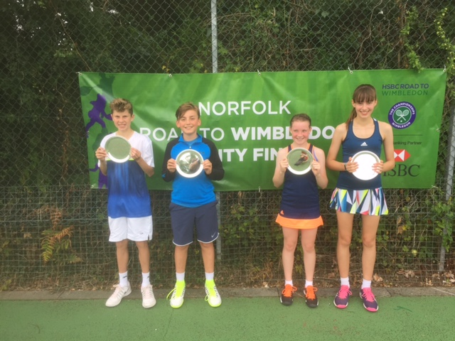 HSBC ROAD TO WIMBLEDON COUNTY QUALIFIERS