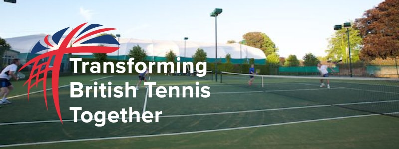 BOOST FOR NORFOLK SPORT AS LTA SPEARHEADS £250M TRANSFORMATION OF BRITAIN'S TENNIS COURTS