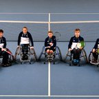 RUBY AND BEN INVITED ONTO NATIONAL WHEELCHAIR FUTURES PROGRAMME