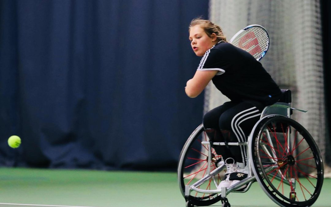 NEW JUNIOR WHEELCHAIR TENNIS SESSIONS