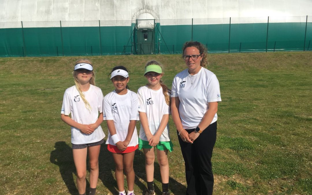 GIRLS 10U COUNTY CUP REPORT