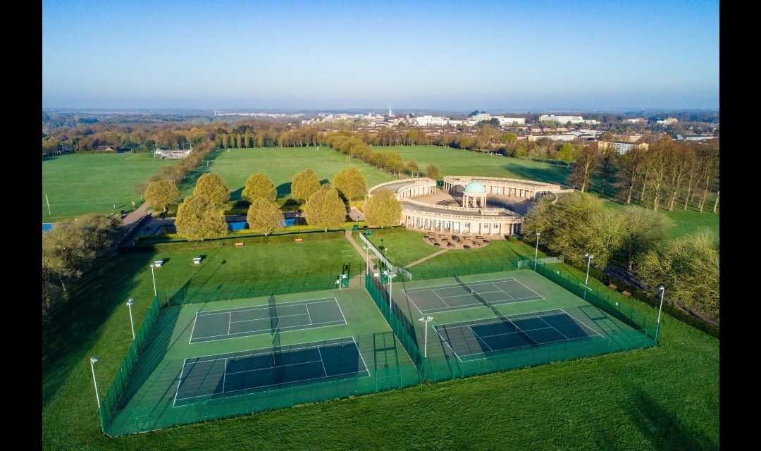 NORWICH PARKS TENNIS EXTEND TENNIS FOR KIDS PROGRAMME