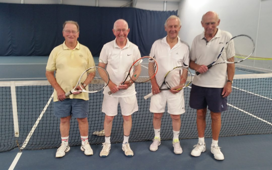 NORFOLK MENS 75+ 2018 REVIEW