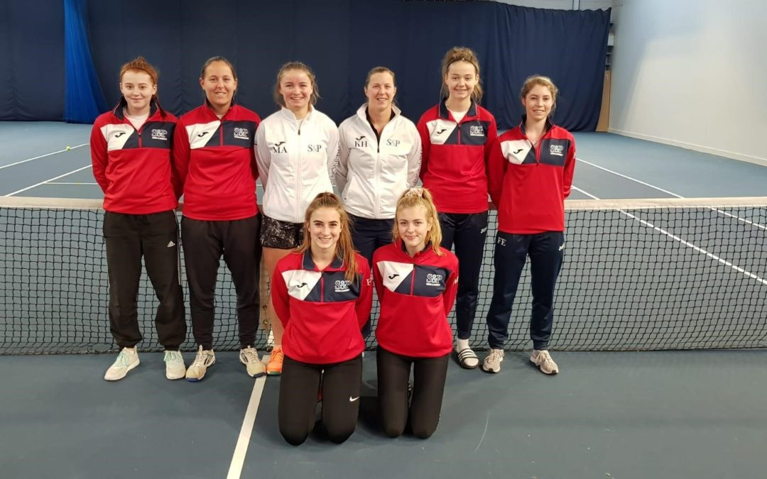 LADIES HEAD TO MANCHESTER FOR COUNTY CUP GROUP 2