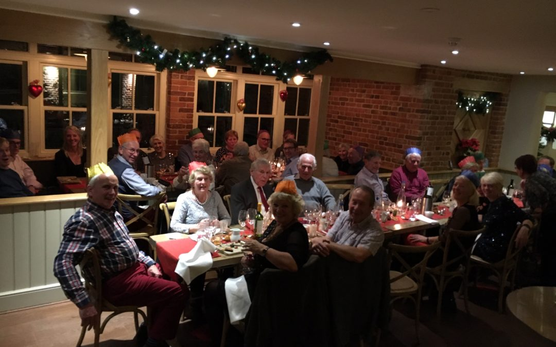 WELLS TENNIS CLUB – CHRISTMAS PARTY