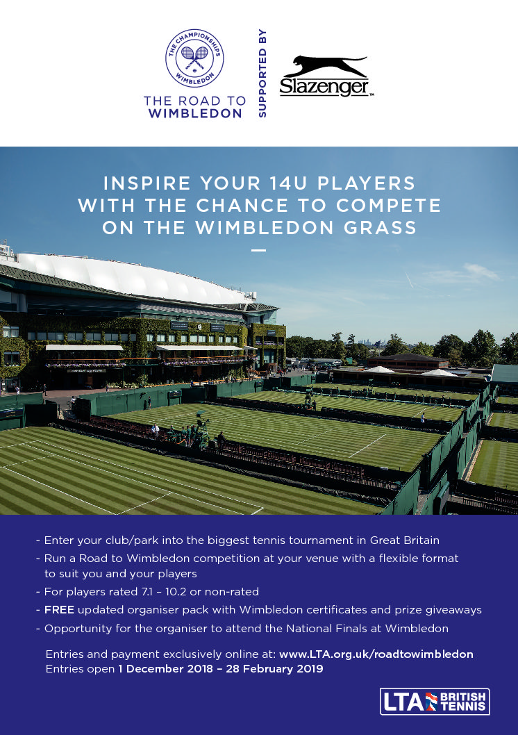 2019 ROAD TO WIMBLEDON