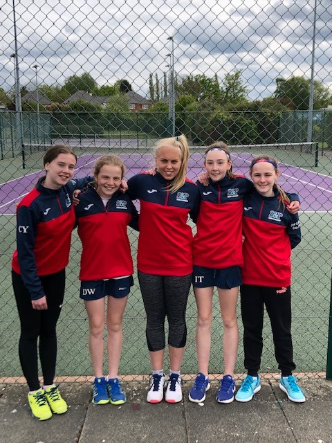 U/14 GIRLS COUNTY CUP REPORT