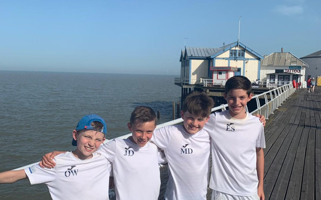 U/12 BOYS FINISH MID TABLE IN COUNTY CUP GROUP
