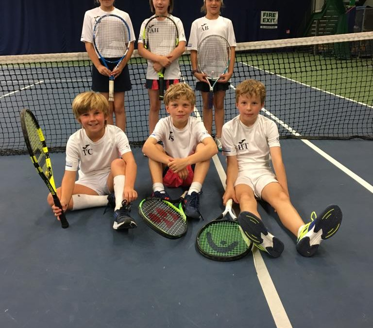 9/UNDER COUNTY CUP REPORT