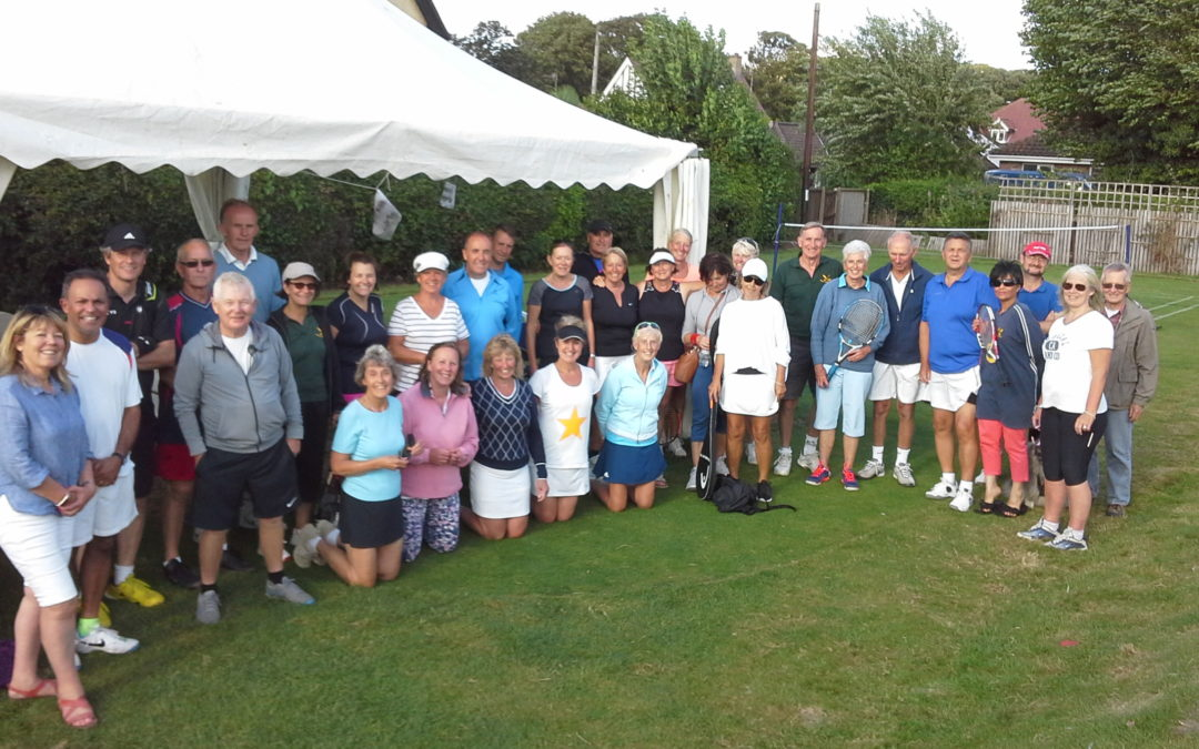 LOCAL CLUBS ENJOY FRIENDLY COMPETITION AT CROMER TC