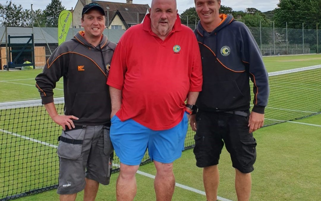 CENTENARY CROMER OPEN TENNIS TOURNAMENT