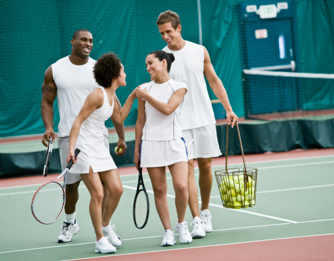 """Get Set to Go"" Inclusive Tennis Sessions"