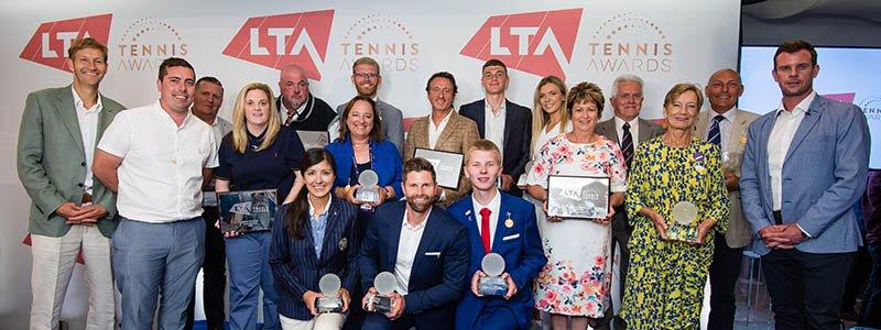 LTA Tennis Awards 2019
