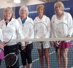 LADIES 0VER 65s SEASON REPORT