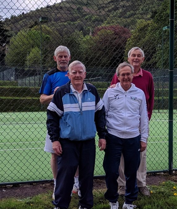 NORFOLK MENS OVER 70s SEASON REPORT