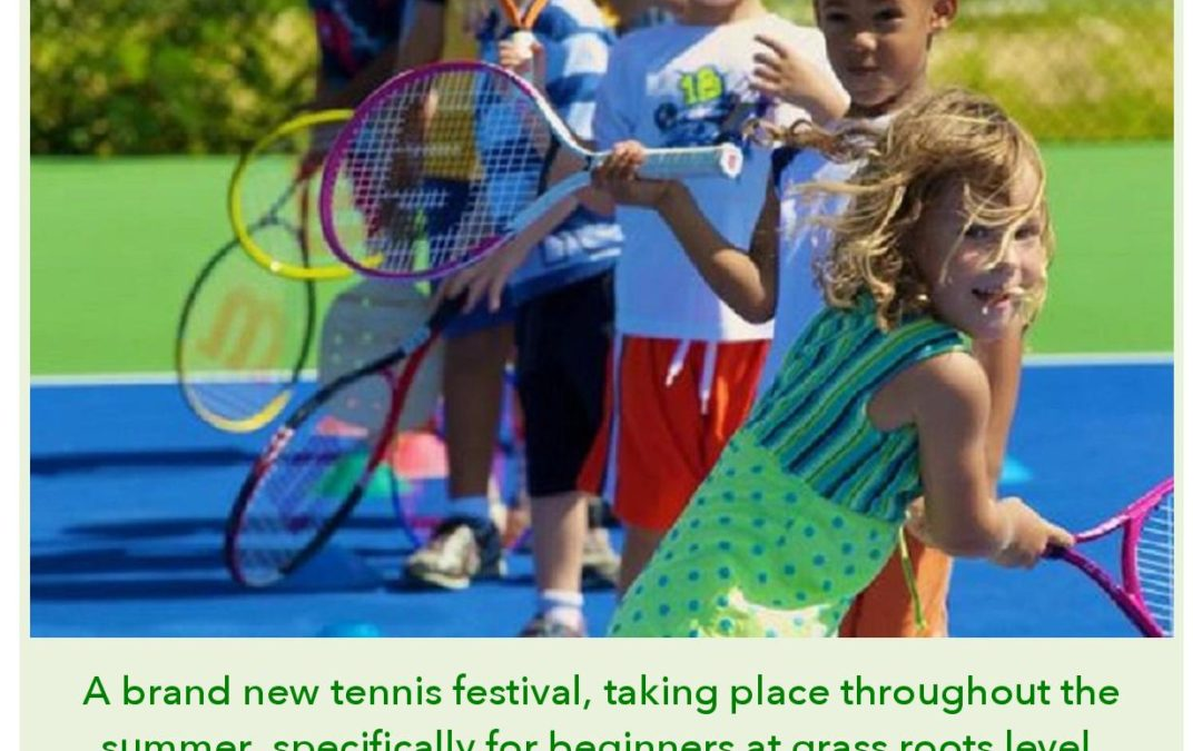 NORFOLK SCHOOLS JUNIOR FESTIVAL OF TENNIS 2020
