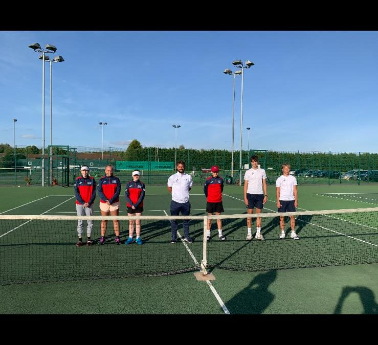 NORFOLK U14 TOP THE GROUP AT CORBY
