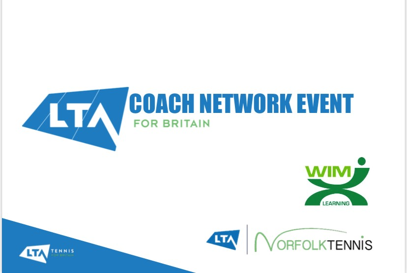 COACHES COFFEE MORNING – Fri 12th February